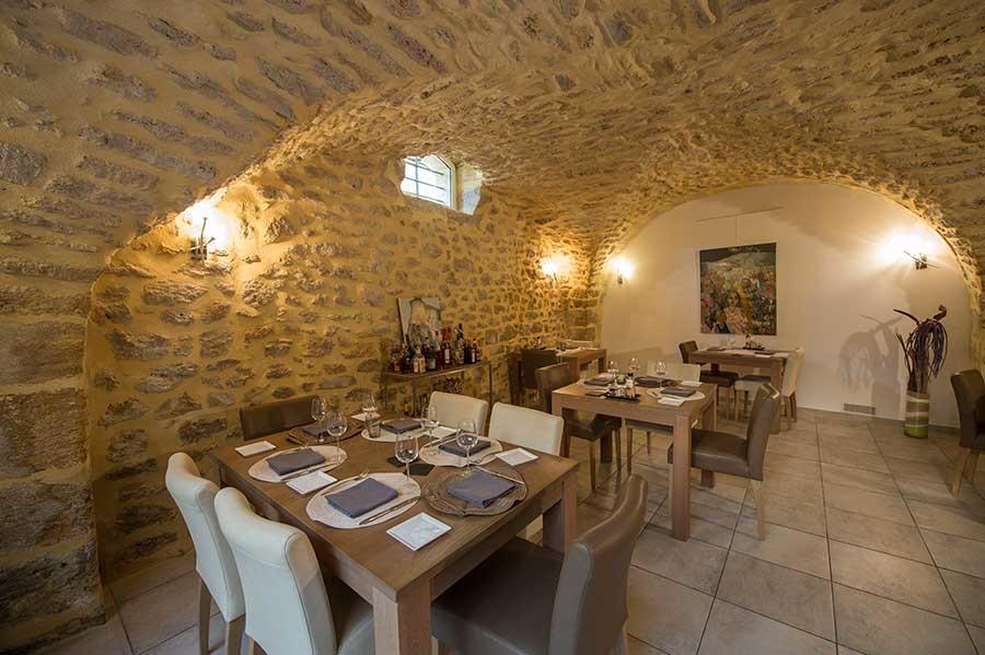 Restaurant gastronomique le rabelais saint chamas en - Restaurant gastronomique salon de provence ...
