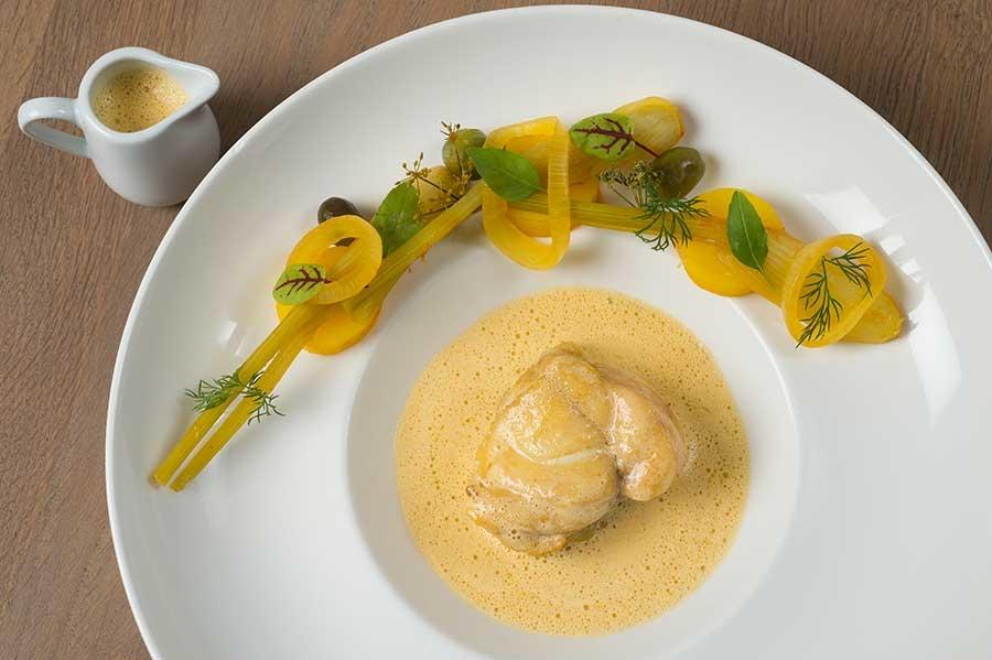 Restaurant gastronomique le rabelais saint chamas en for Restaurant poisson salon de provence